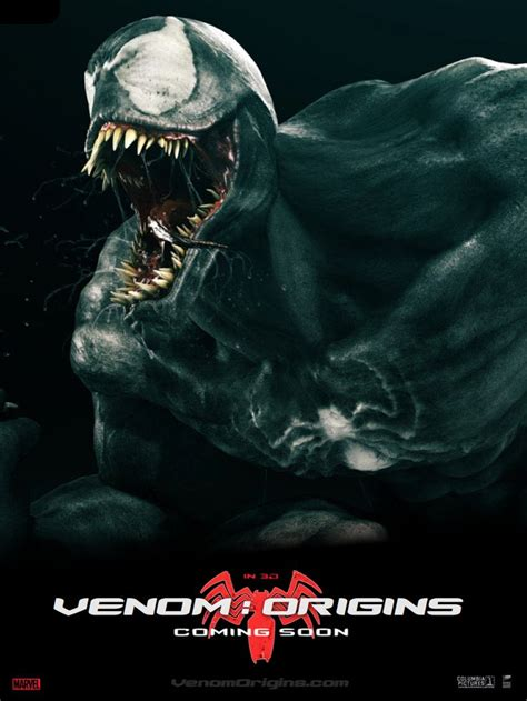 new marvel film for 2016 venom origins 2016 marvel movies pinterest venom