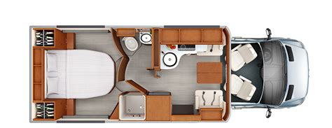 sprinter travel trailer floor plans mercedes sprinter cer floor plans floor matttroy