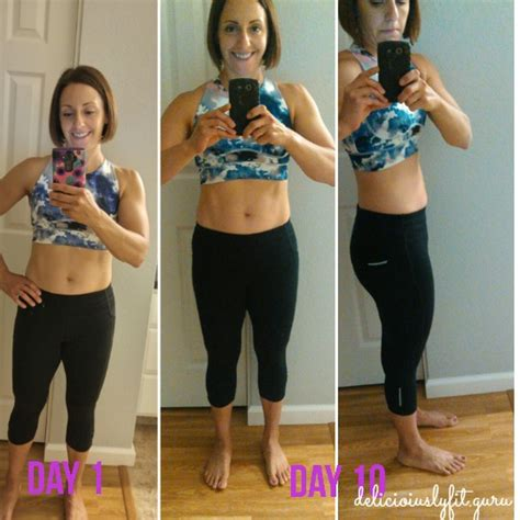 Juice Plus Detox Results by What The 10 Day Shred Is Really About Deliciously Fit
