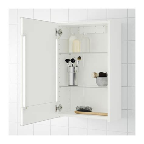 spiegelschrank ikea storjorm storjorm 201 l 233 ment miroir 1pt 233 clairage int ikea