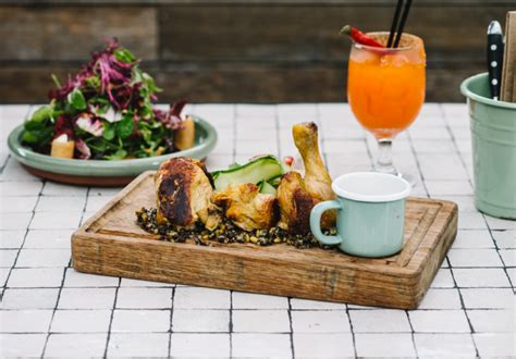 Shed Food And Drink by The Potting Shed Broadsheet