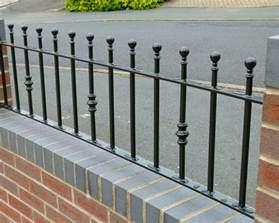 Banister To Banister Wrought Iron Gates Wrought Iron Railings Galvanised
