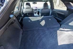 Lexus Rx 350 Trunk Space Review 2016 Lexus Rx 350 F Sport Awd 95 Octane
