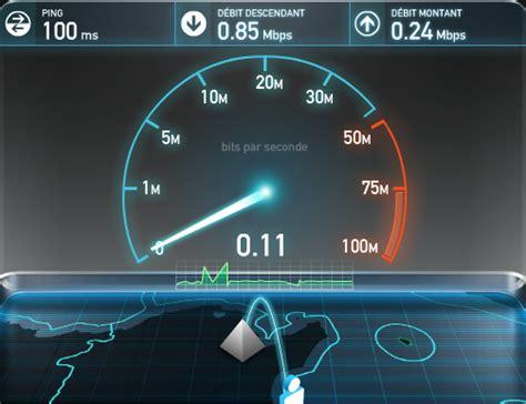 testa adsl 2 outils en ligne pour tester la vitesse de votre