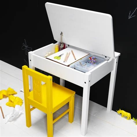 ikea kids desk sundvik space for reading coloring and doing hobbies