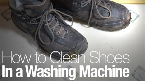 washing athletic shoes how to clean shoes in a washing machine without ruining