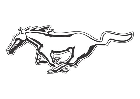 logo ford png ford mustang logo png