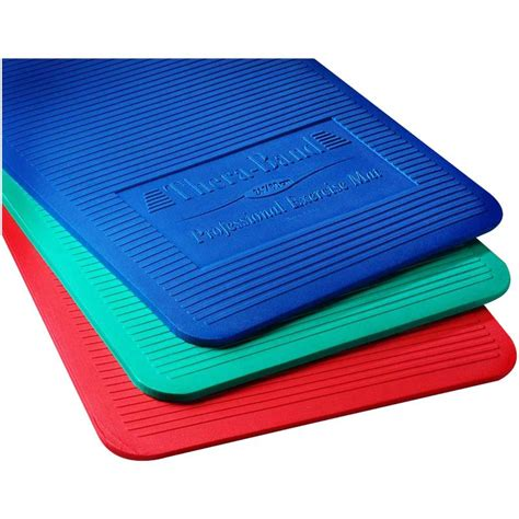 Exercises On A Mat by Thera Band Exercise Mats Exercise Mats