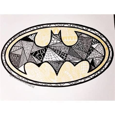 batman mandala tattoo fbf my old batman zentangle zentangle zentangles
