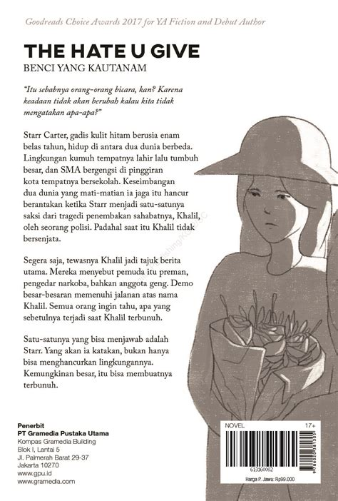 The U Give By Angie Ebook E Book benci yang kautanam the u give book by angie gramedia digital