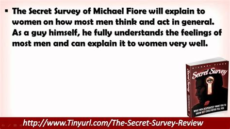 secret survey secret survey mike fiore secret survey fiore