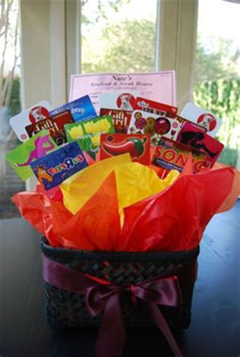 How To Display Gift Cards At A Silent Auction - 1000 ideas about gift card basket on pinterest gift card bouquet gift card tree