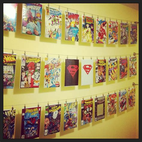 17 best ideas about comic book collection on
