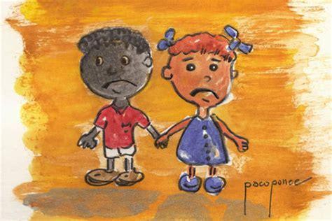 imagenes de niños tristes en caricatura el poder de un trazo francisco ponce carrasco