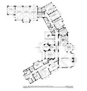 delightful Home Floor Plans With Guest House #3: Estate-Floor-Plan.jpg
