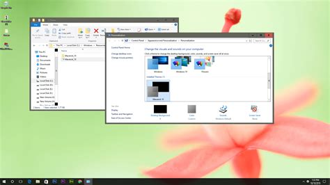 windows desktop themes install lovely desktop background not changing windows 10