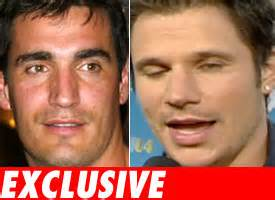 Nick Lachey Named In Basketball Lawsuit discala lachey sued quot h wood fame quot b team tmz