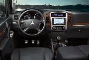 Mitsubishi Pajero Interior Mitsubishi Pajero 2011 Interior