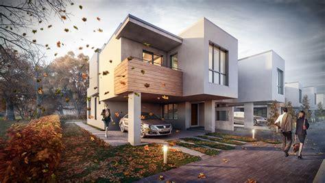 Modern Studio Plans kraftekstudio 3d architectural visualization