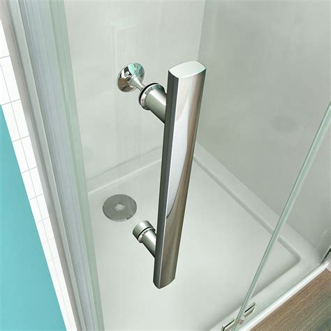 Shower Door Pivot Hinges Aica Frameless Pivot Hinge Shower Enclosure And Tray Glass Corner Cubicle Door Ebay