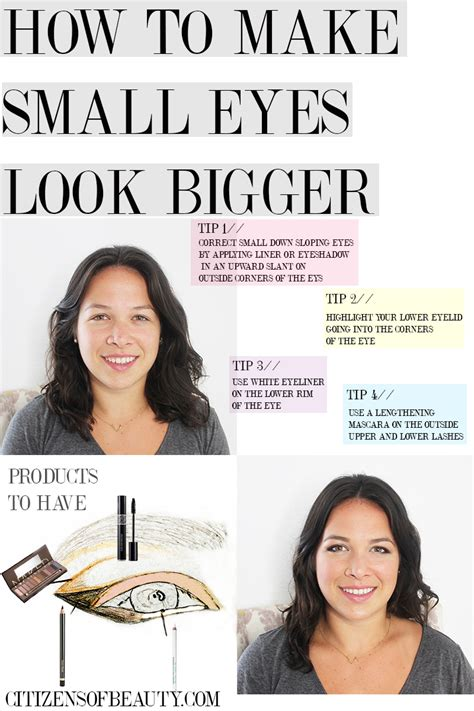 how to make your bigger tips and tricks make your small look bigger