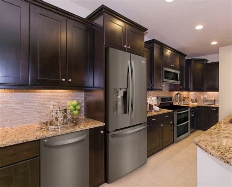 kitchens with stainless appliances cleaning stainless kitchen appliances tips for your home