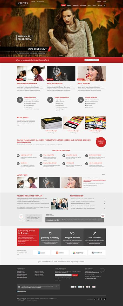 download kallyas wordpress theme fresh news magazine responsive wordpress themes