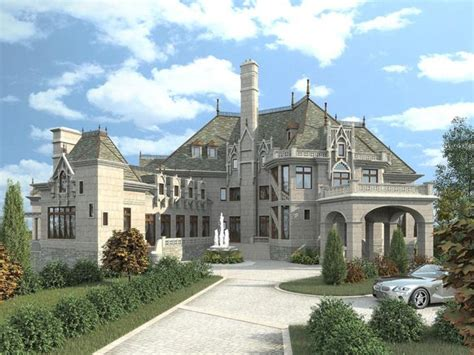 modern day castle floor plans beautiful homes
