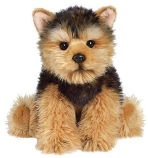 yorkie webkinz stuffed terriers plush toys