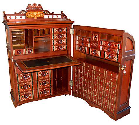 The Moore Quot Office Queen Quot Cabinet Desk C 1878 For Sale Antique Office Desks For Sale