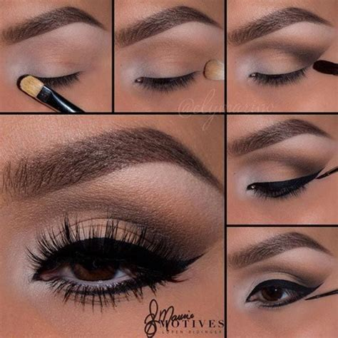 berbagai step by step tutorial eyeshadow natural vemale com african american eye makeup tutorial mugeek vidalondon