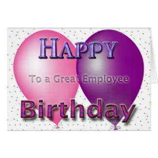 printable birthday cards for employees employee recognition gifts employee recognition gift