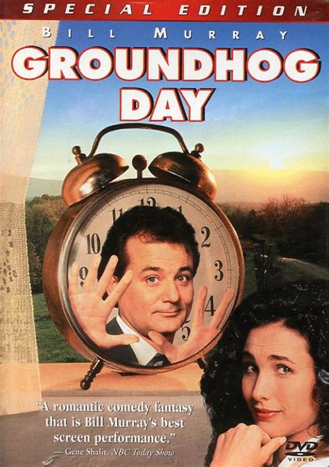 groundhog day dvd buddhist and with buddhist themes