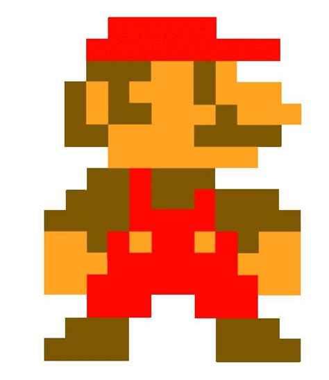 pixelated mario characters pixelated mario mario posts and mario