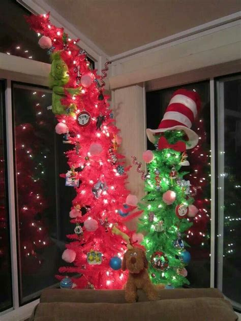 dr seuss trees holiday pinterest