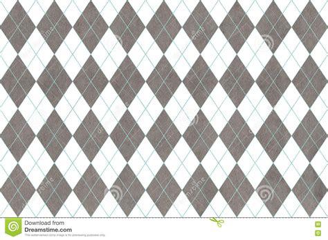 grey diamond pattern vintage watercolor gray and blue diamond pattern stock