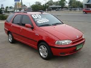 Fiat Siena 2000 Palio Vermelho 2000 Fiat Canoas C 243 D 293009 Tem Usados
