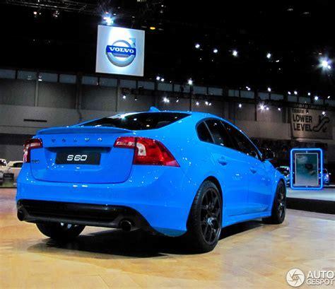 Chicago Motor Show 2013: Volvo S60 Polestar Performance