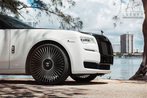 rolls royce wheels ag luxury wheels rolls royce ghost forged wheels