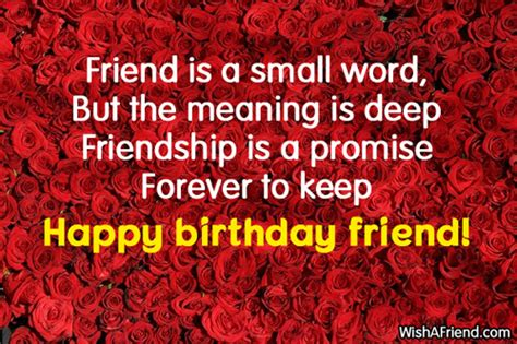 Quotes For A Birthday Friends Birthday Sayings