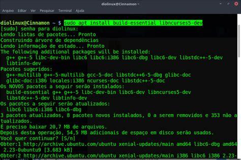 tutorial linux kernel como compilar um kernel linux passo a passo tutorial