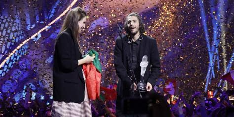Eurovision Sweepstake 2017 - sobral from portugal wins eurovision song contest 2017