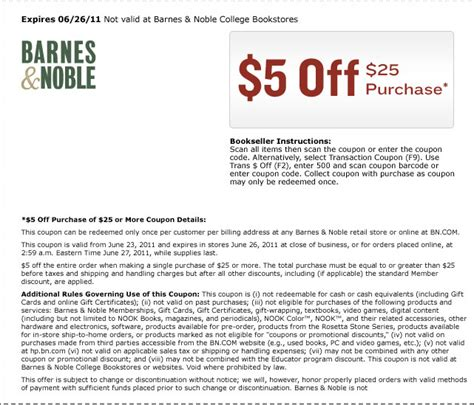 Where Can I Get A Barnes And Noble Gift Card - barnes and noble coupon thread part 2 page 175 dvd talk forum