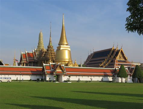 Thai Palace king palace or big bangkok palace best and most famous