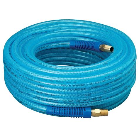 amflo 3 8 in x 100 ft pvc air hose 576 100a the home depot