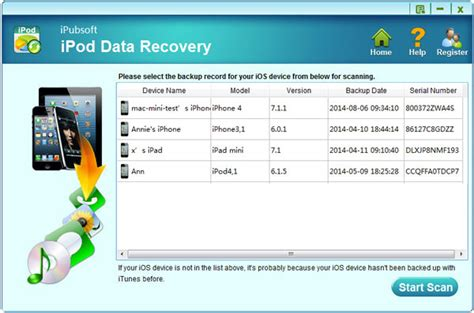 free ipod data recovery software full version download free ipubsoft ipod data recovery by ipubsoft