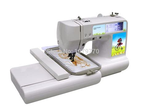 domestic computerized flat embroidery machine for free
