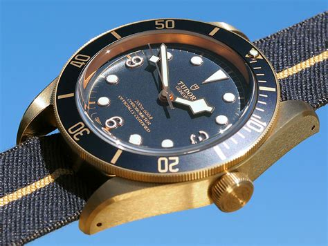 Tudor Black Bay Bronze Zfactory Swiss Eta Ultimate Clone a timepiece of tudor heritage black bay bronze blue s replica best swiss time