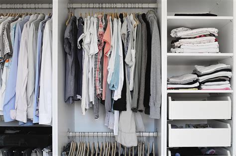 maximizing closet space maximize storage in a small closet personal organizing
