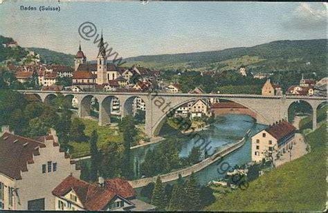 bad und baden 5415 historische ansichtskarten kanton aargau baden 01